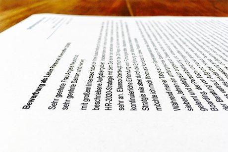 anschreiben - Anschreiben Formulieren